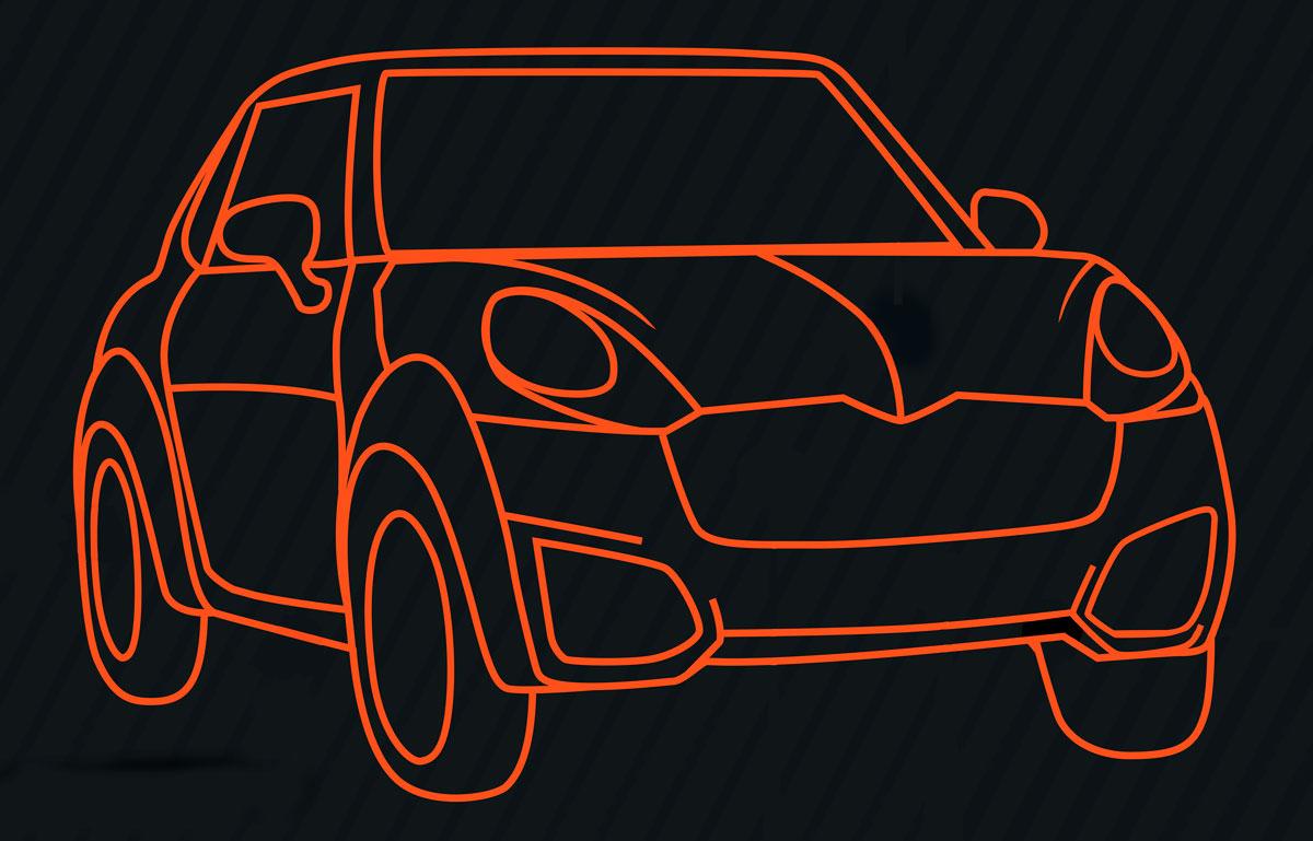Conoce nuestro auto zacua, el único auto eléctrico mexicano