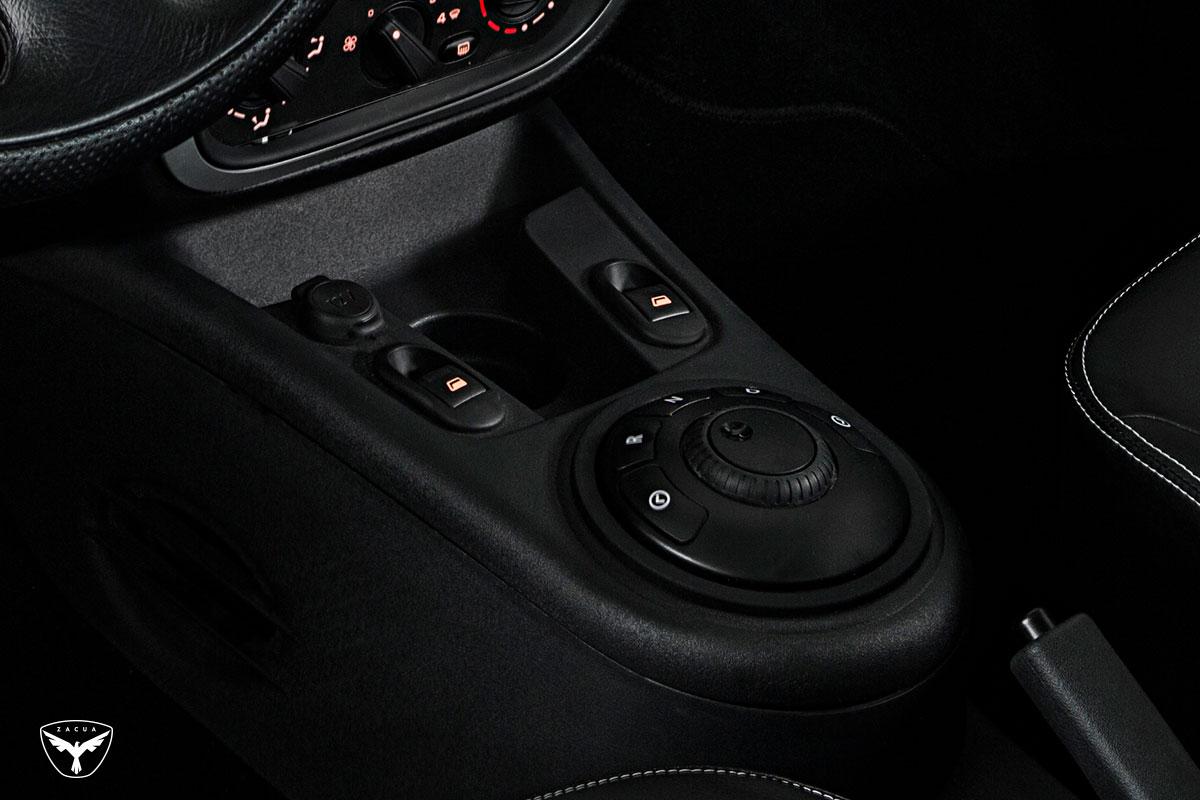 Zacua MX2 detalle en controladores