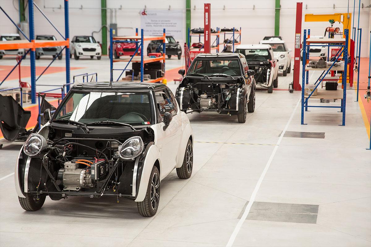 Zacua, primera marca de auto eléctrico mexicano