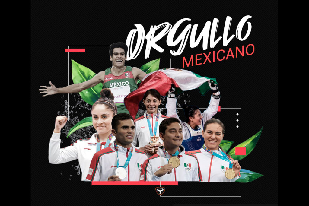 México rompe récord de medallas en Lima 2019