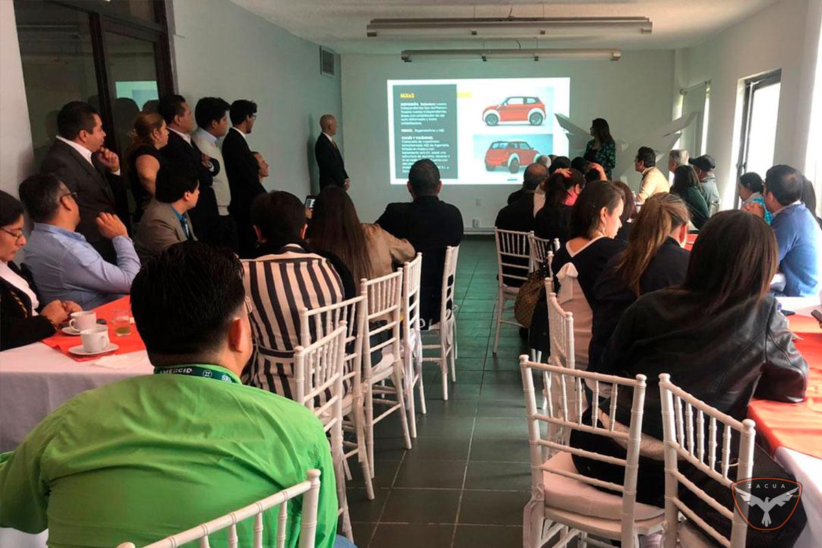 interesados latinoamerica en zacua conferencia