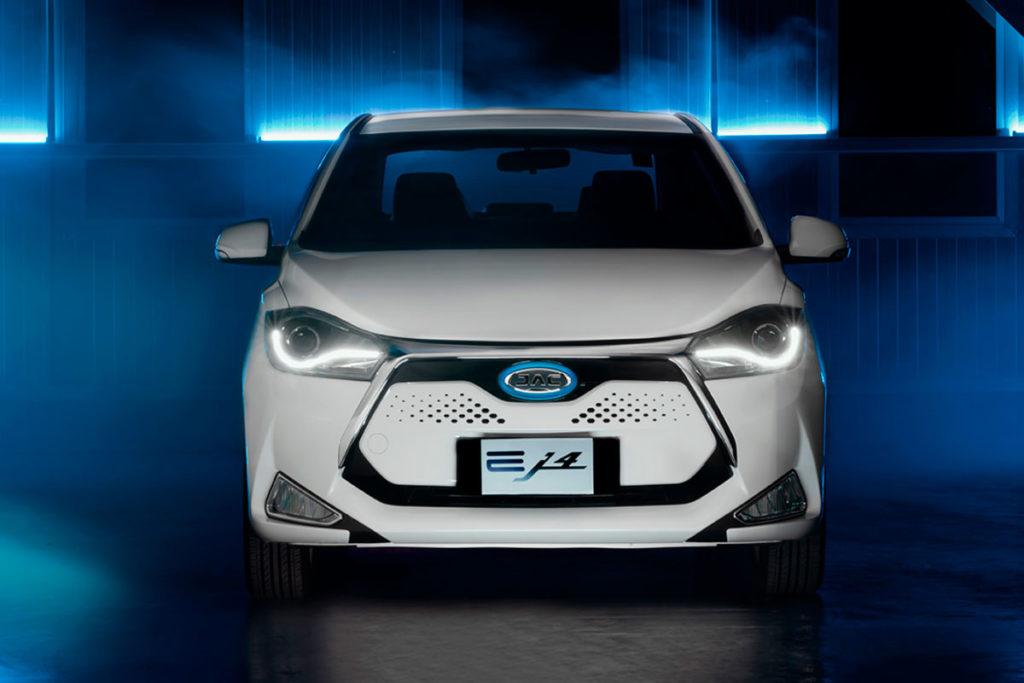 JAC tiene autos eléctricos en México portada