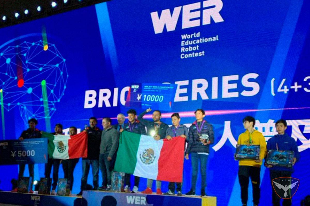 mexico sorprende en torneo mundial de robotica 2019