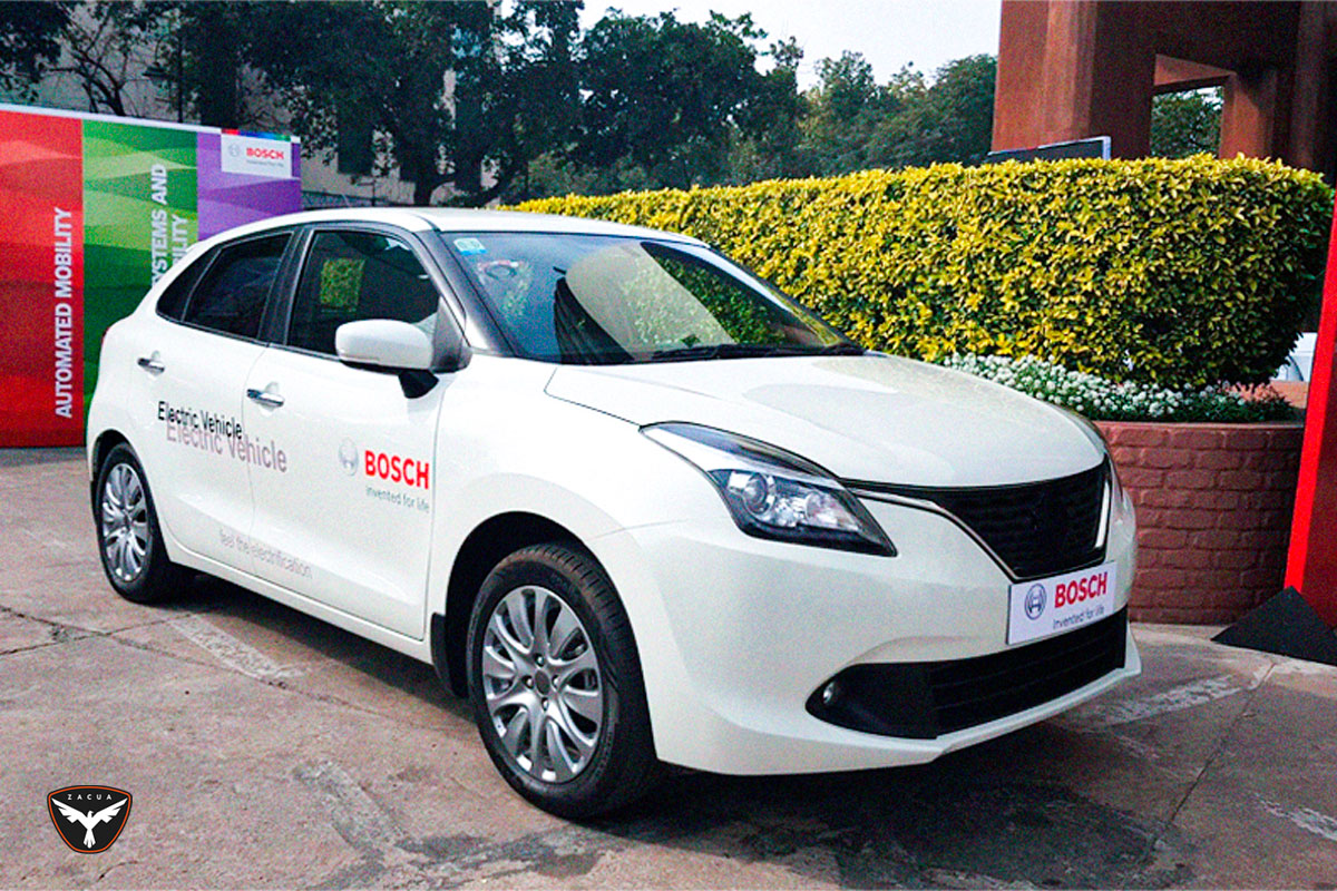 1. - Bosh innova en el sector de coches eléctricos