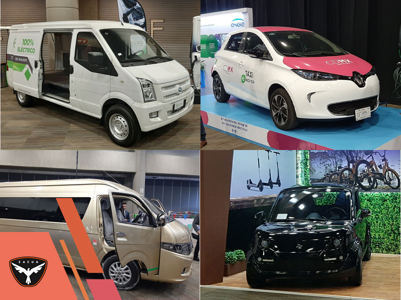 ZACUA en LATAM Mobility 2020 collage